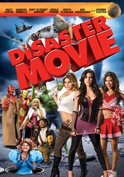 Disaster movie cover image