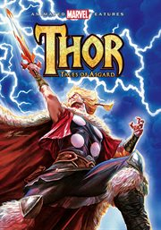Thor : tales of Asgard cover image