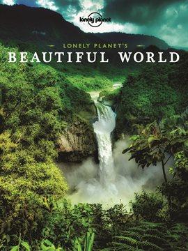 El hermoso mundo de Lonely Planet, portada del libro