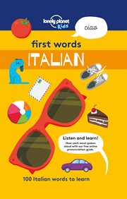 First words Italian cover image