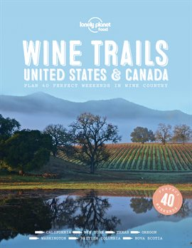 Cover image for Wine Trails - USA & Canada