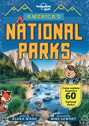 America's national parks : a pop-up book cover image