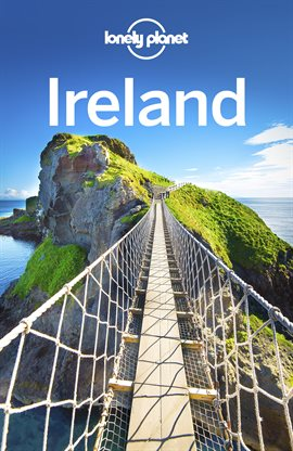 Lonely Planet Ireland, book cover