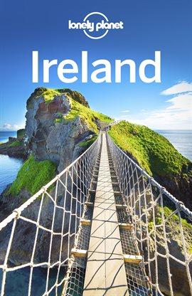 Lonely Planet Ireland, portada del libro