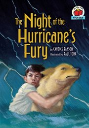 The night of the hurricane's fury cover image