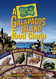 A Galâapagos Island Food Chain
