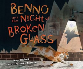 Cover image for Benno and the Night of Broken Glass