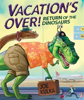 Cover image for Vacation's Over!