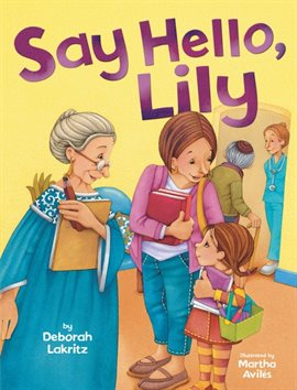 Cover image for Say Hello, Lily