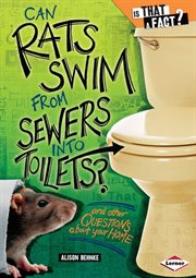 Can Rats Swim From Sewers Into Toilets?