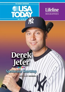 Cover image for Derek Jeter
