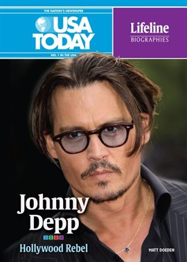 Cover image for Johnny Depp
