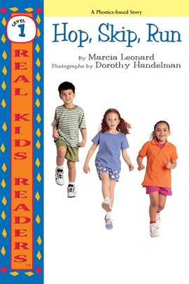 Cover image for Hop, Skip, Run