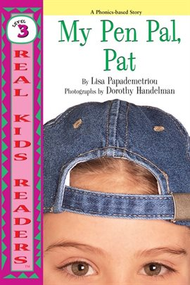 Cover image for My Pen Pal, Pat