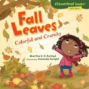 Fall leaves: colorful and crunchy cover image