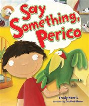 Say something, Perico cover image