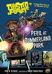 Peril at Summerland Park. Issue 20 cover image