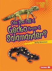 Can You Tell A Gecko From A Salamander?