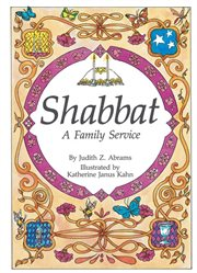 Shabbat: a family service cover image