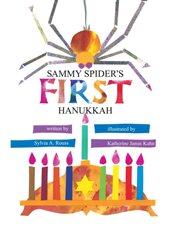 Sammy Spider's first Hanukkah cover image