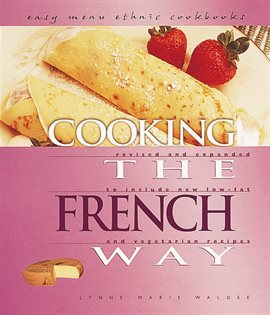 Cover image for Cooking the French Way
