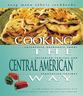 Cover image for Cooking the Central American Way
