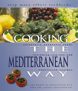 Cover image for Cooking the Mediterranean Way