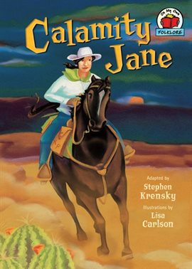 Cover image for Calamity Jane