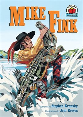 Cover image for Mike Fink