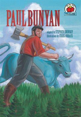 Cover image for Paul Bunyan