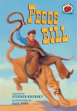 Cover image for Pecos Bill