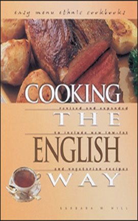 Cover image for Cooking the English Way
