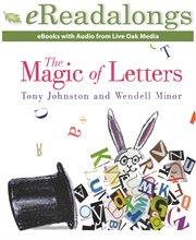 The magic of letters cover image