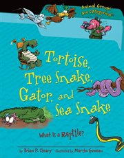 Tortoise, Tree Snake, Gator, and Sea Snake