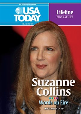 Cover image for Suzanne Collins