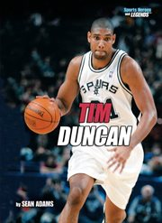 Tim Duncan cover image