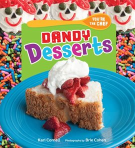 Cover image for Dandy Desserts