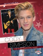 Cody Simpson: pop star from down under cover image