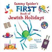 Ammy Spider's First Book of Jewish Holidays