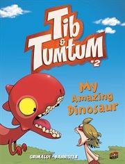 My amazing dinosaur. Issue 2 cover image