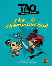 The championship!. Issue 4 cover image