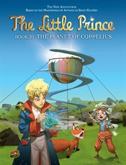The planet of Coppelius: based on the animated series and an original story. Issue 20 cover image