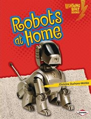 Robots at home cover image