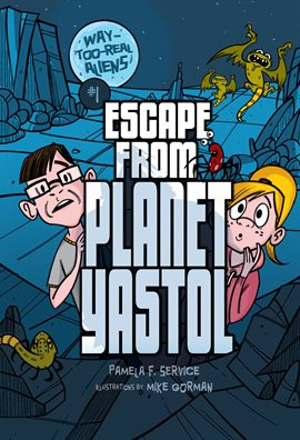 Cover image for Escape From Planet Yastol