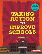 Taking action to improve schools cover image