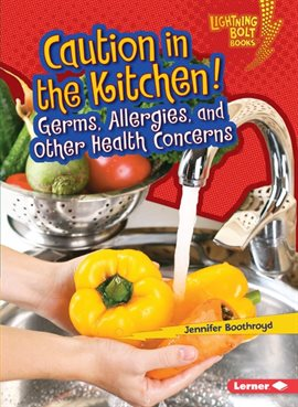 Cover image for Caution in the Kitchen!