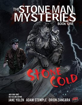 The Stone Man Mysteries: Stone Cold