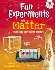Fun experiments with matter cover image
