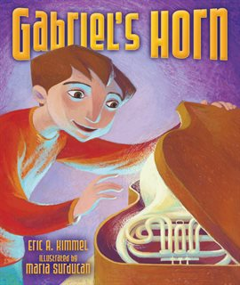 Cover image for Gabriel's Horn