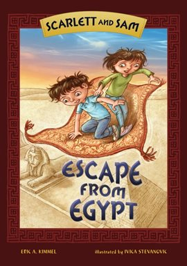 Cover image for Escape from Egypt